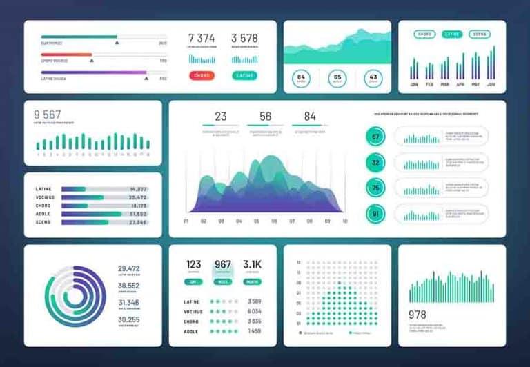 SEM Data Dashboard