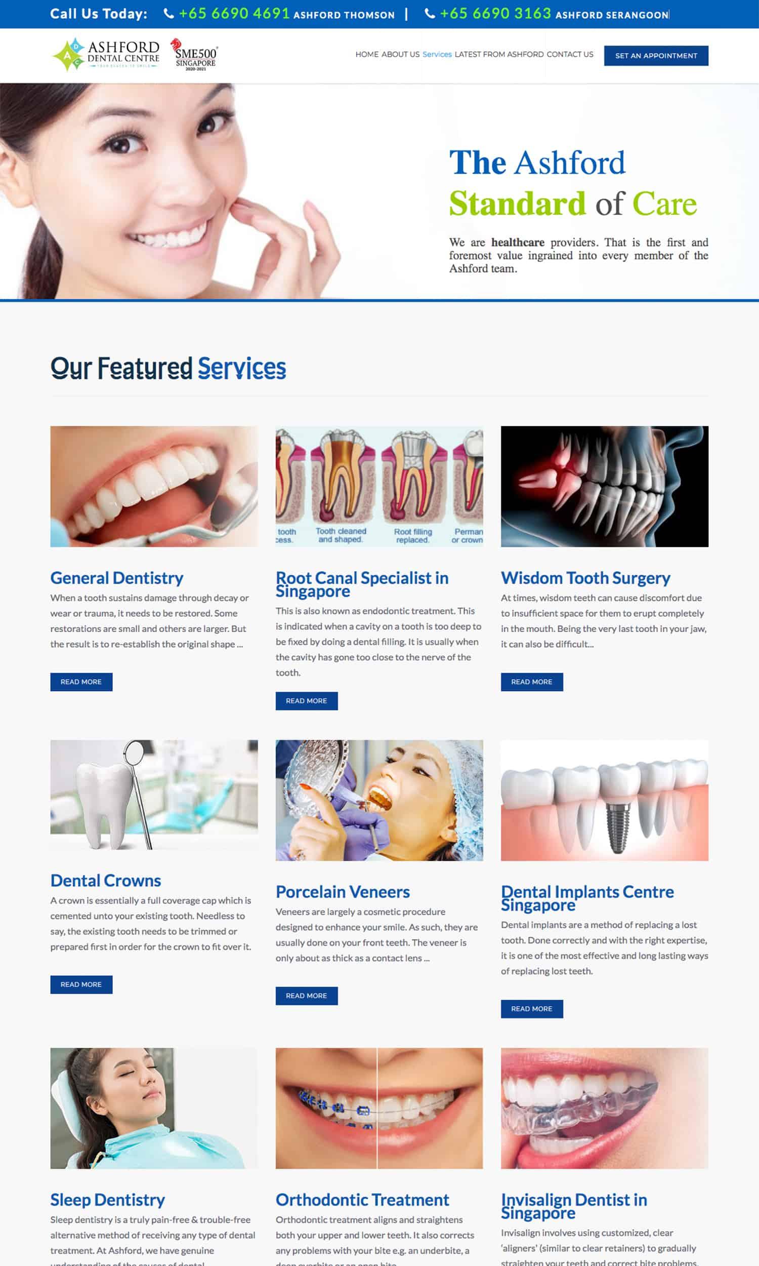 Ashford Dental Page 2