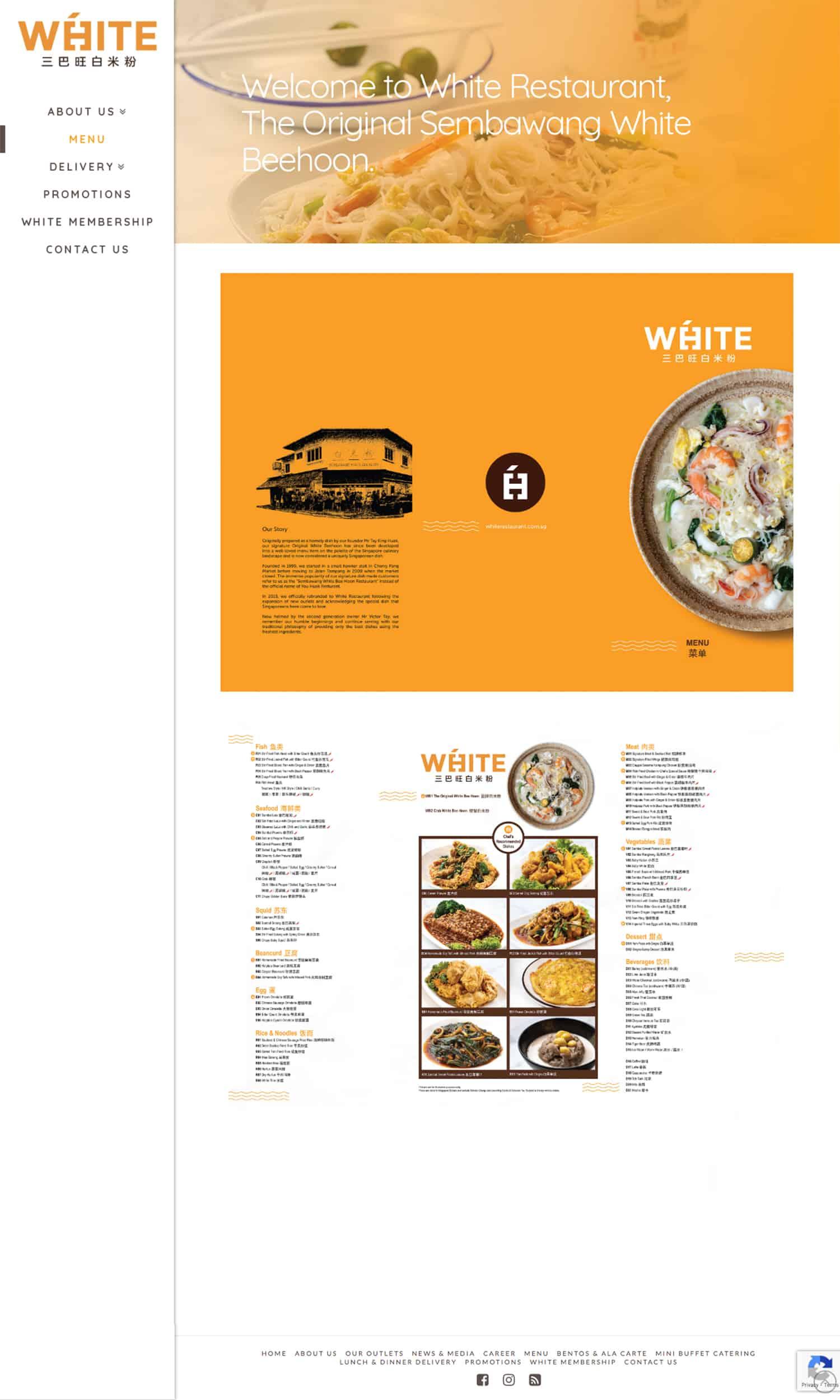 White Restaurant Page 2