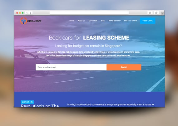 Cars And Trips Case Study