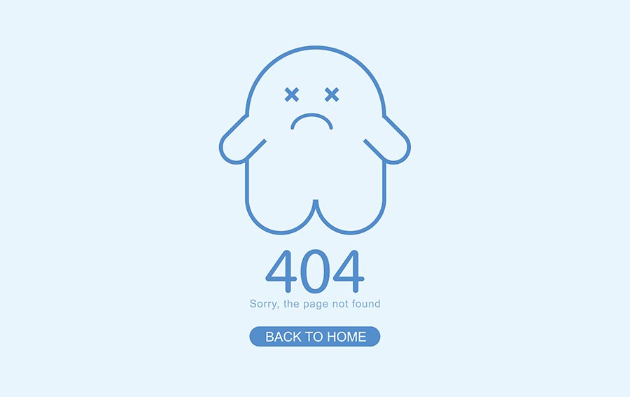 redirect error pages for seo